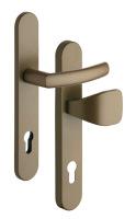 Защитная фурнитура RX802-40/92 CORNO для профильных дверей