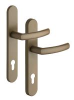 Защитная фурнитура RX807-40/92 CORNO для профильных дверей