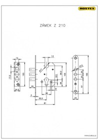Zámek Z 210